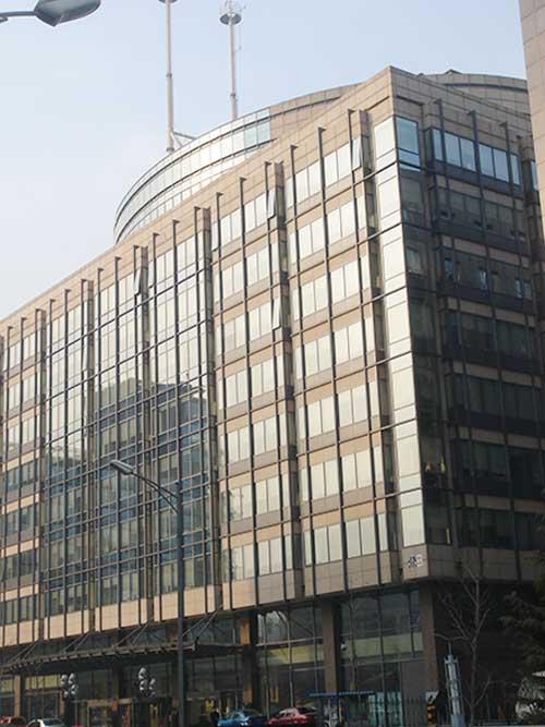 北京燃气控制中心